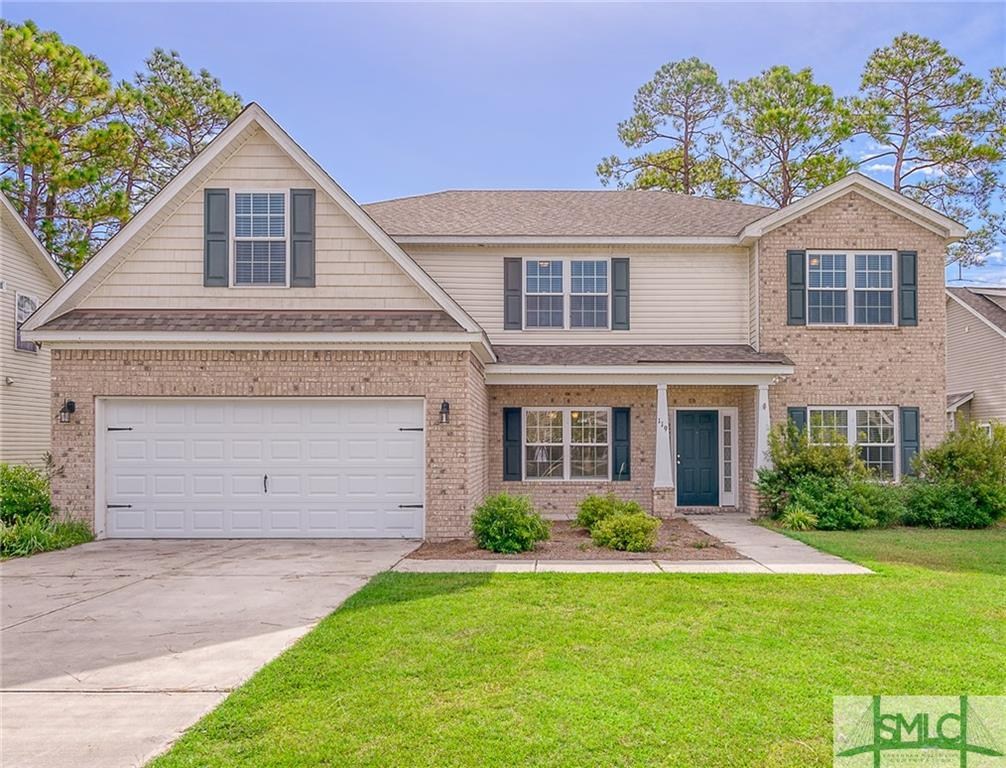 119 Saratoga, Rincon, GA, 31326, Rincon Home For Sale