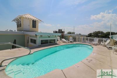 Tybee Island GA Condo/Townhouse For Sale: $314,900