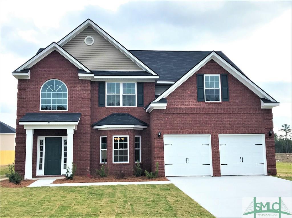 73 Fairview, Ludowici, GA, 31316, Ludowici Home For Sale
