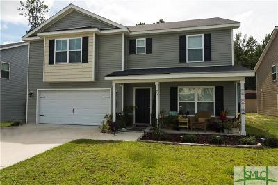 Savannah Single Family Home For Sale: 170 Waverly Way