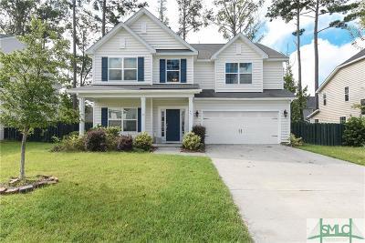 Richmond Hill Single Family Home For Sale: 45 Glen Way