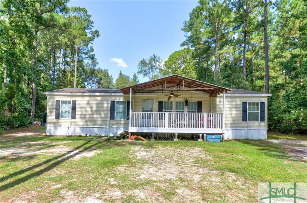 1077 Reedsville, Clyo, GA, 31303, Clyo Home For Sale