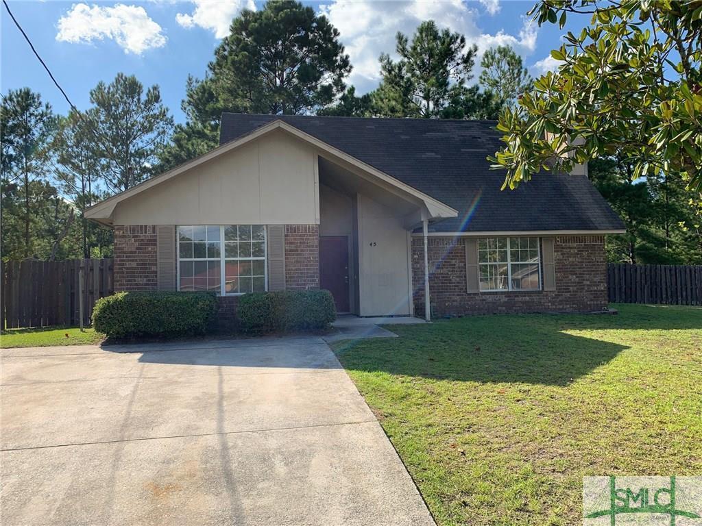 45 Pointer, Allenhurst, GA, 31313, Allenhurst Home For Sale