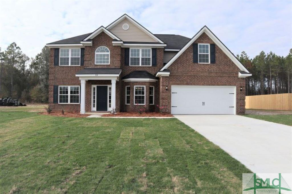 84 Fairview, Ludowici, GA, 31316, Ludowici Home For Sale