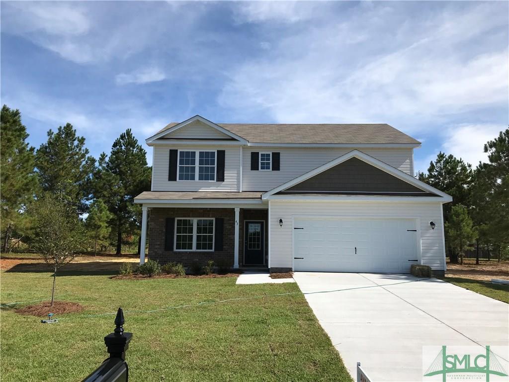 43 Saddlebrush, Ellabell, GA, 31308, Ellabell Home For Sale
