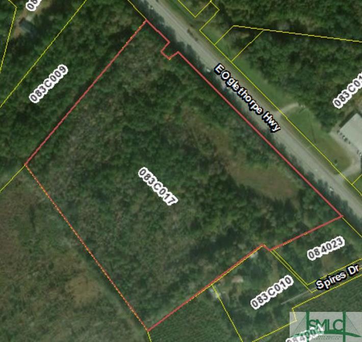 0 E Oglethorpe, Flemington, GA, 31309, Flemington Home For Sale