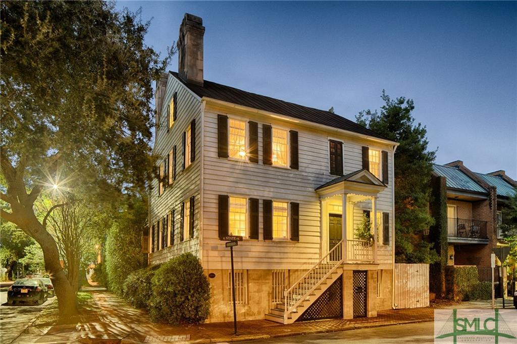 402 State, Savannah, GA, 31401, Historic Savannah Home For Sale