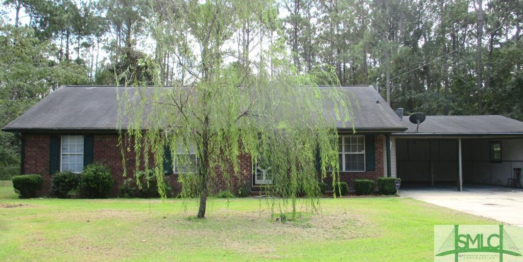140 Gregory, Allenhurst, GA, 31301, Allenhurst Home For Sale
