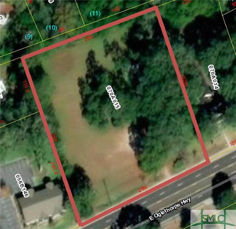 606 Oglethorpe, Hinesville, GA, 31313, Hinesville Home For Sale