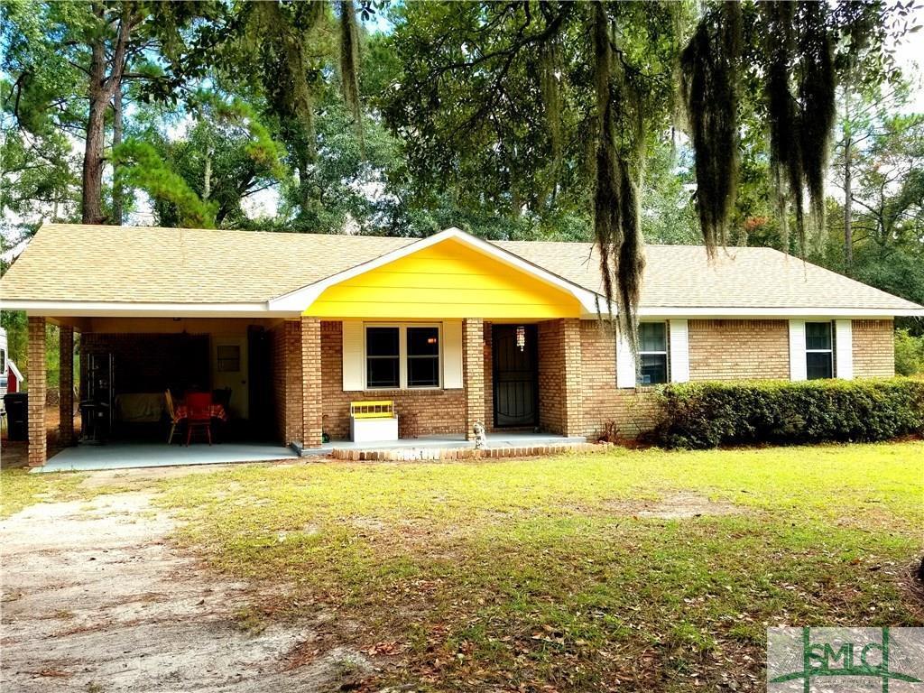 808 Griffin, Allenhurst, GA, 31301, Allenhurst Home For Sale