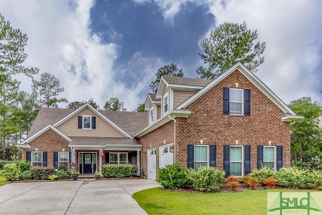 127 Ruby, Guyton, GA, 31312, Guyton Home For Sale