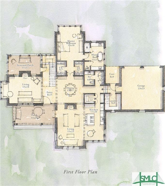 124 Indigo, Richmond Hill, GA, 31324, Richmond Hill Home For Sale