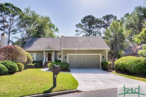 6 Cricket, Savannah, GA, 31411, Skidaway Island Home For Rent