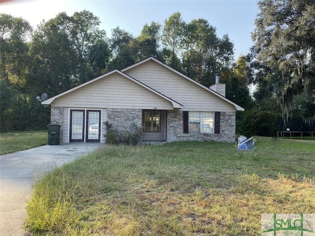 42 Jessica, Allenhurst, GA, 31301, Allenhurst Home For Sale