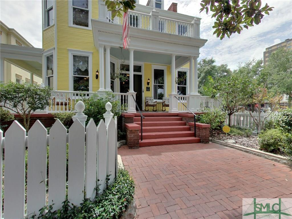 217 & 225 Huntingdon, Savannah, GA, 31401, Historic Savannah Home For Sale