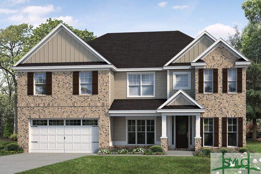 214 Cubbedge, Rincon, GA, 31326, Rincon Home For Sale