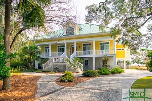 4 Heathmuir, Savannah, GA, 31411, Skidaway Island Home For Rent