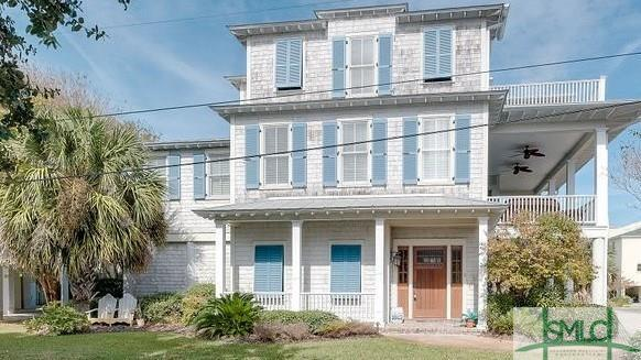 8 Center, Tybee Island, GA, 31328, Tybee Island Home For Sale