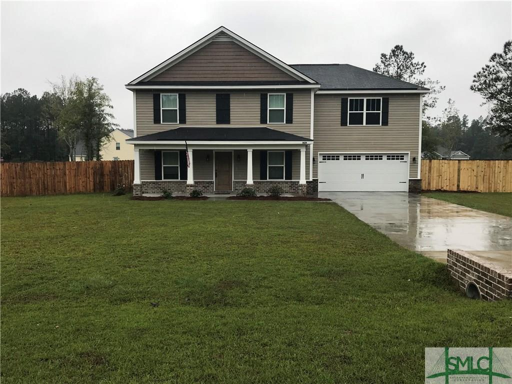 1429 Old Dixie, Clyo, GA, 31303, Clyo Home For Sale
