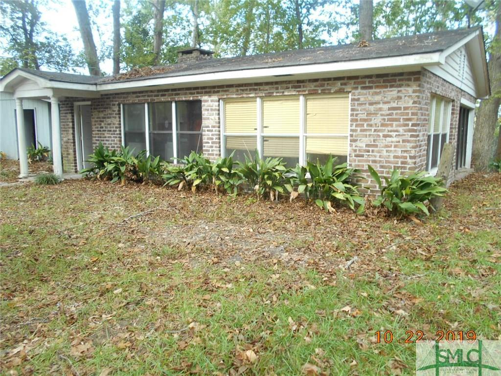 236 Tuckasee King, Clyo, GA, 31303, Clyo Home For Sale