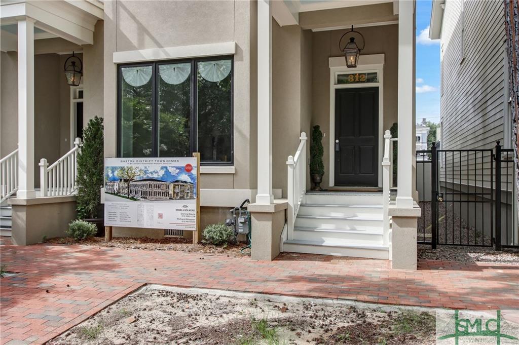 312 Gwinnett, Savannah, GA, 31401, Historic Savannah Home For Sale