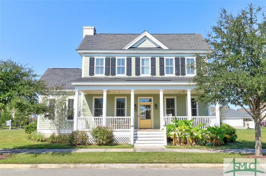 103 Parkside, Port Wentworth, GA, 31407, Port Wentworth Home For Sale