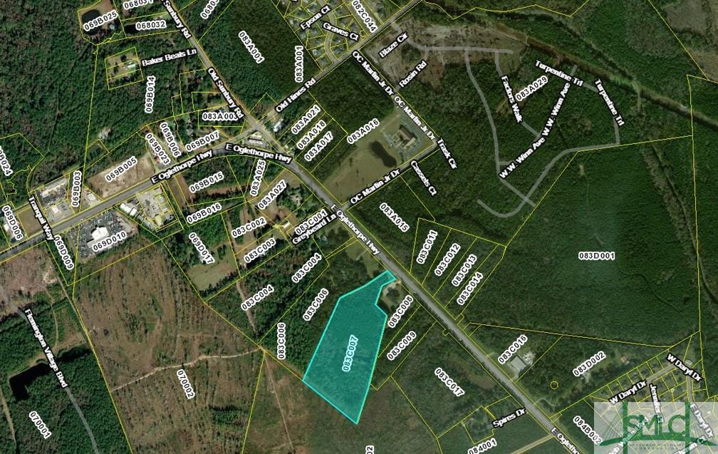 0 Oglethorpe, Flemington, GA, 31313, Flemington Home For Sale