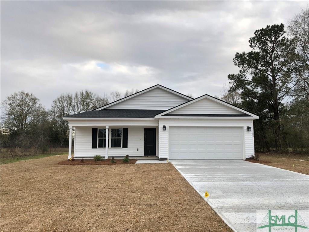 211 Bull, Glennville, GA, 30427, Glennville Home For Sale