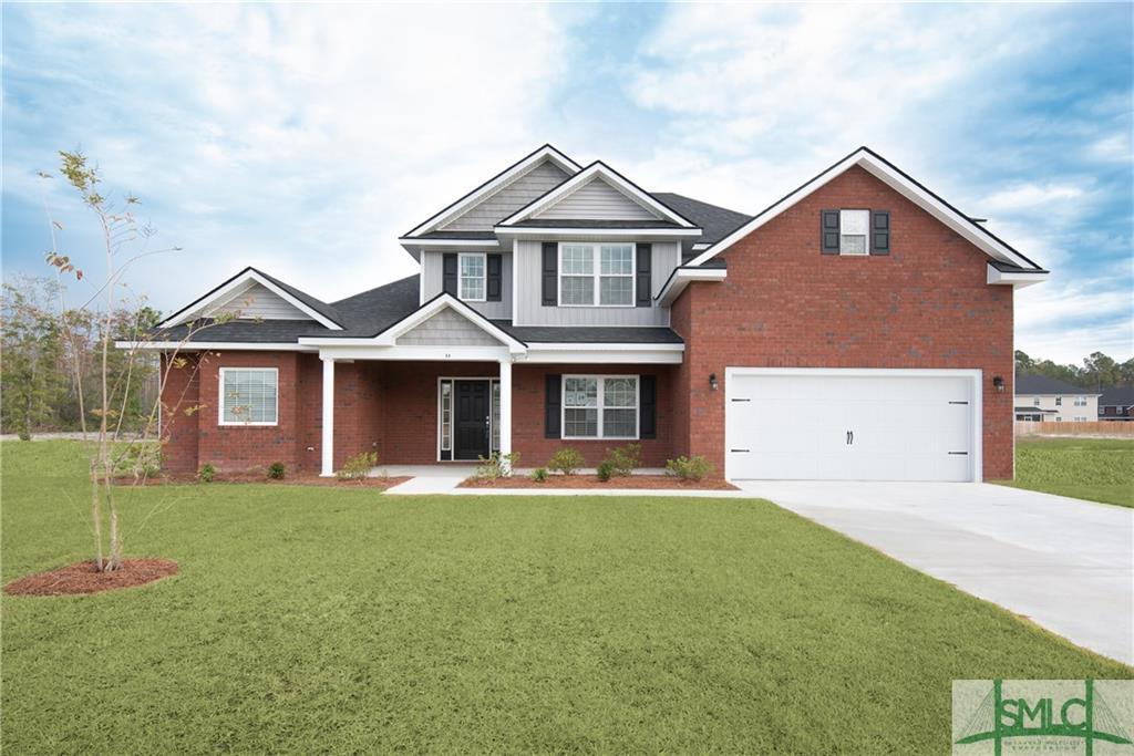 60 Palmer Place, Ludowici, GA, 31316, Ludowici Home For Sale