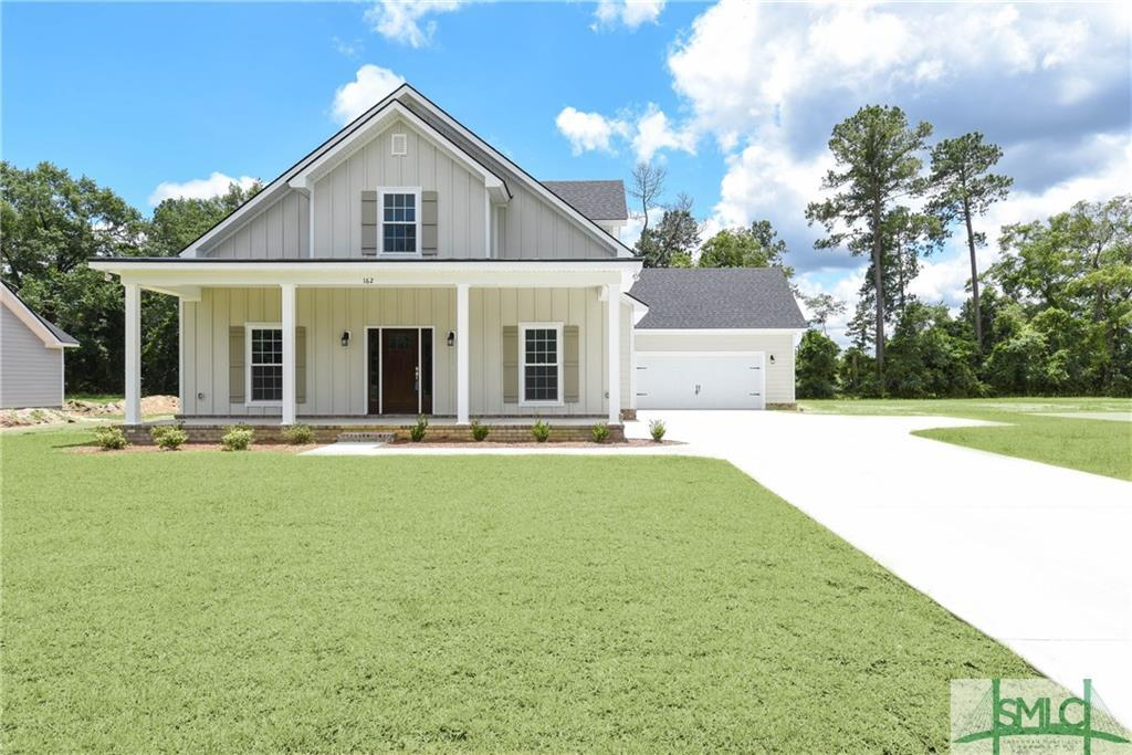162 Palmer Place, Ludowici, GA, 31316, Ludowici Home For Sale