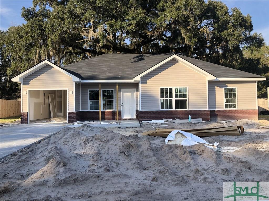 70 Maggie, Allenhurst, GA, 31301, Allenhurst Home For Sale
