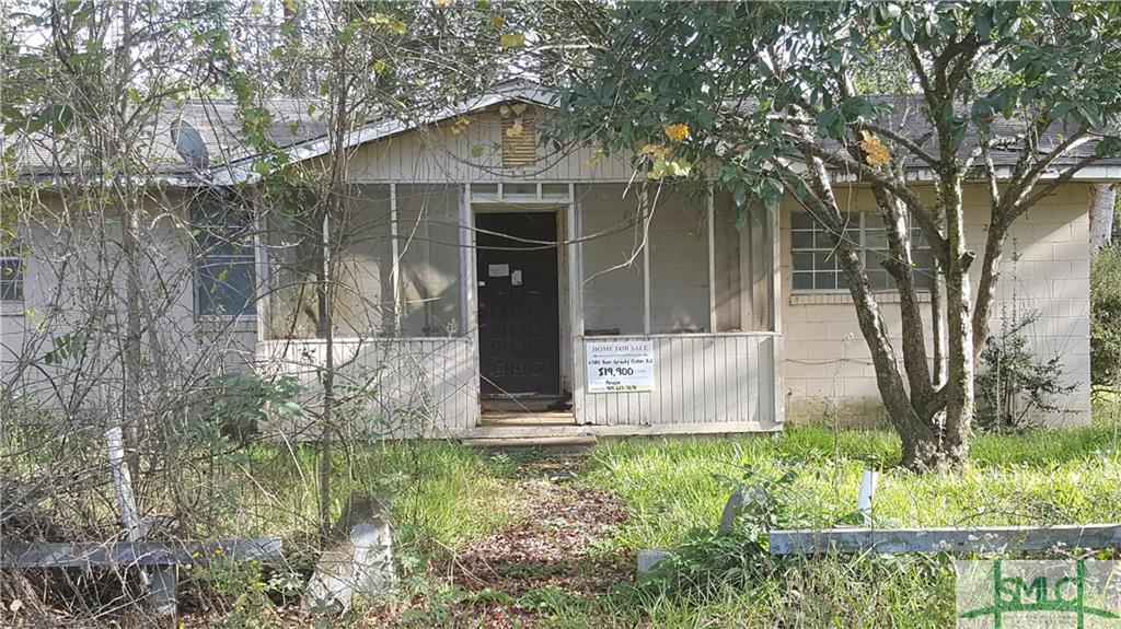6580 Ben Grady Collins, Portal, GA, 30450, Portal Home For Sale