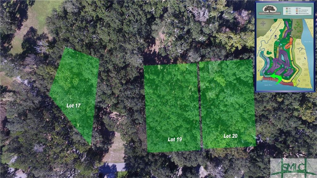 Lot 20 Sutherland Bluff, Townsend, GA, 31331, Townsend Home For Sale