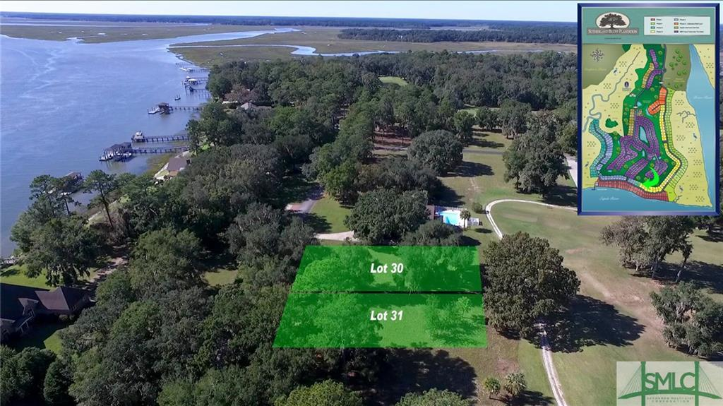 Lot 30 Sutherland Bluff, Townsend, GA, 31331, Townsend Home For Sale