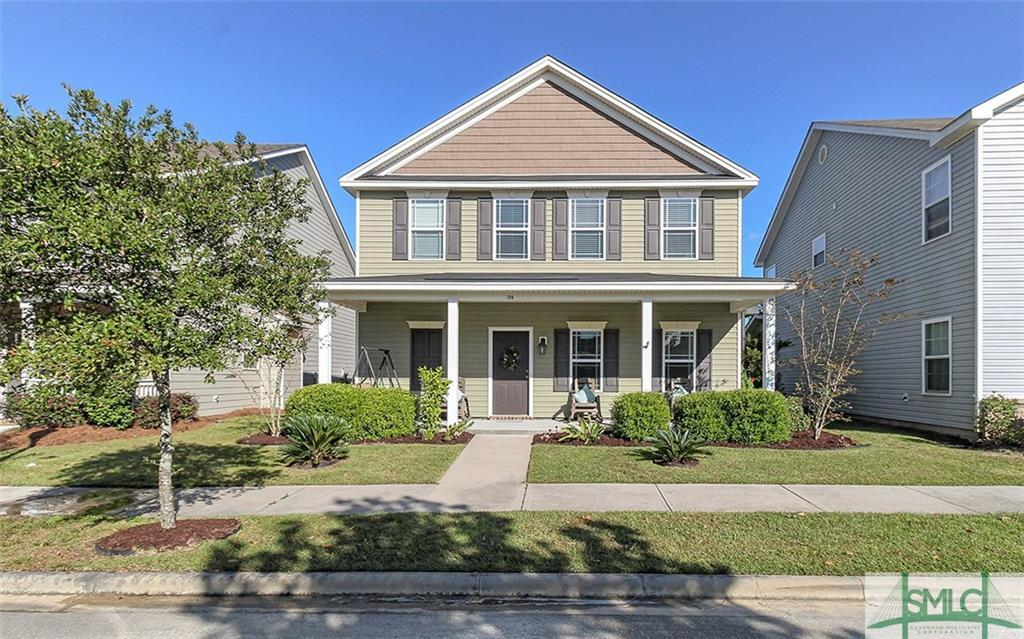206 Dogwood, Port Wentworth, GA, 31407, Port Wentworth Home For Sale