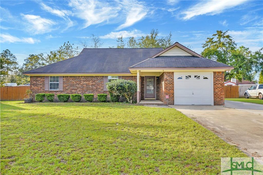75 Stephanie, Allenhurst, GA, 31301, Allenhurst Home For Sale