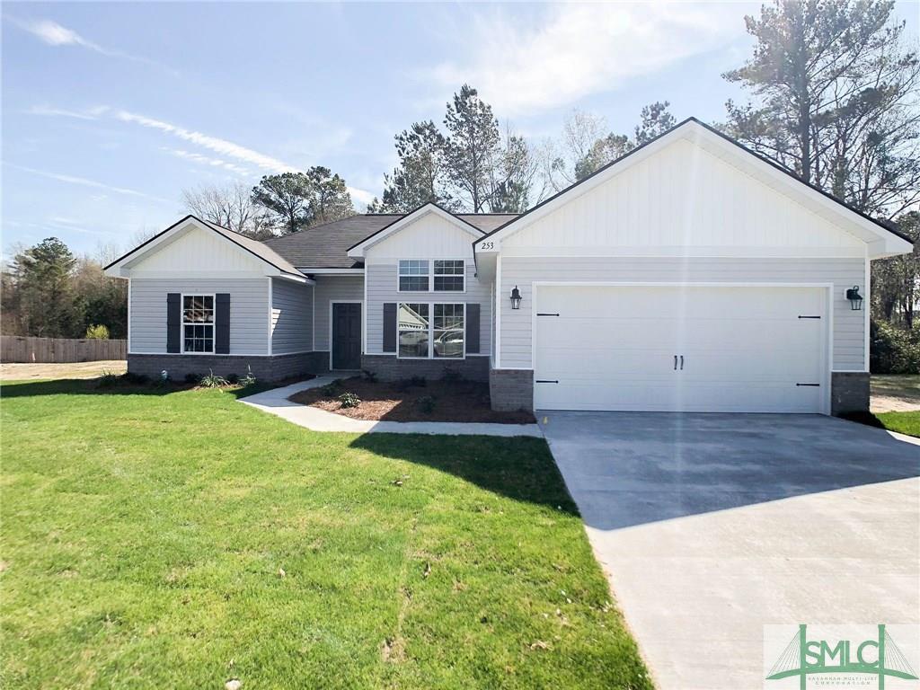 253 Maggie, Allenhurst, GA, 31301, Allenhurst Home For Sale