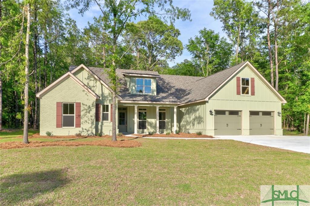 101 Timber Creek, Rincon, GA, 31326, Rincon Home For Sale
