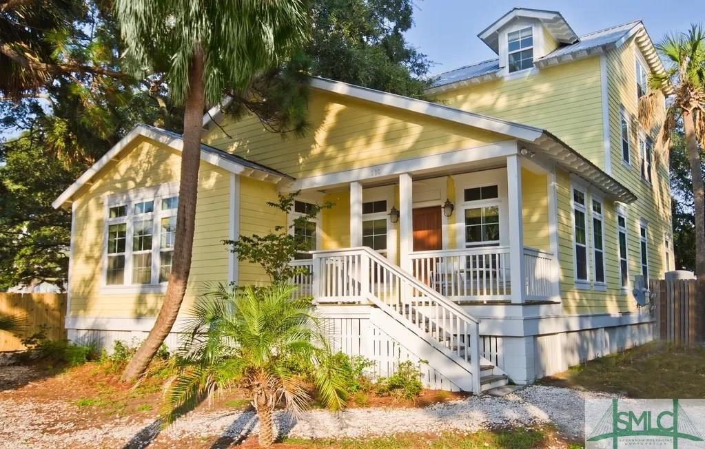 110 Miller, Tybee Island, GA, 31328, Tybee Island Home For Sale
