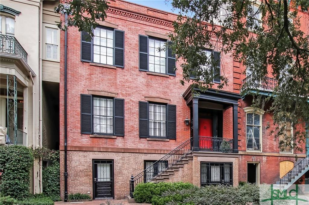 220 Oglethorpe, Savannah, GA, 31401, Historic Savannah Home For Sale