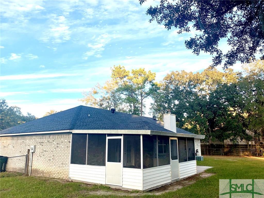 117 Ole Oak, Allenhurst, GA, 31301, Allenhurst Home For Sale