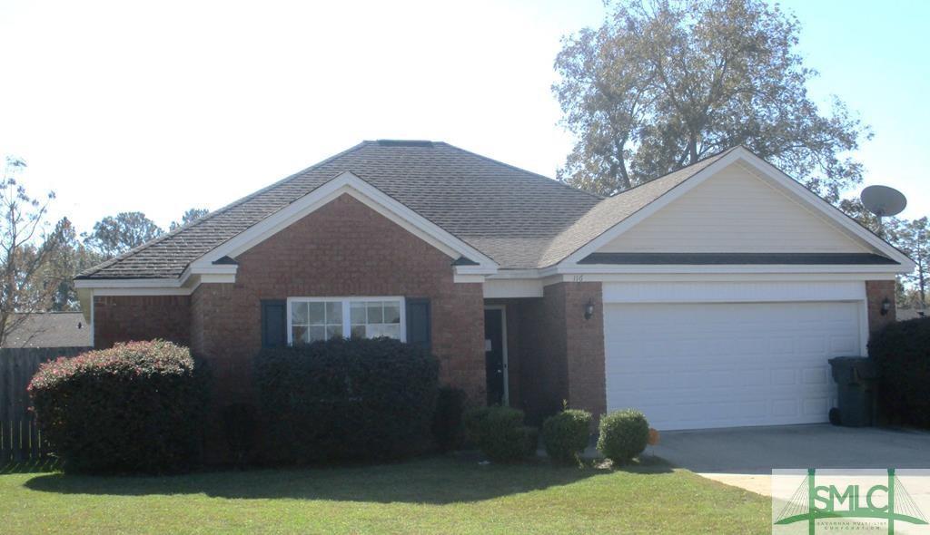 116 Auburn, Glennville, GA, 30427, Glennville Home For Sale