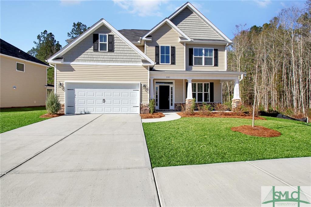 301 Coconut, Bloomingdale, GA, 31302, Bloomingdale Home For Sale