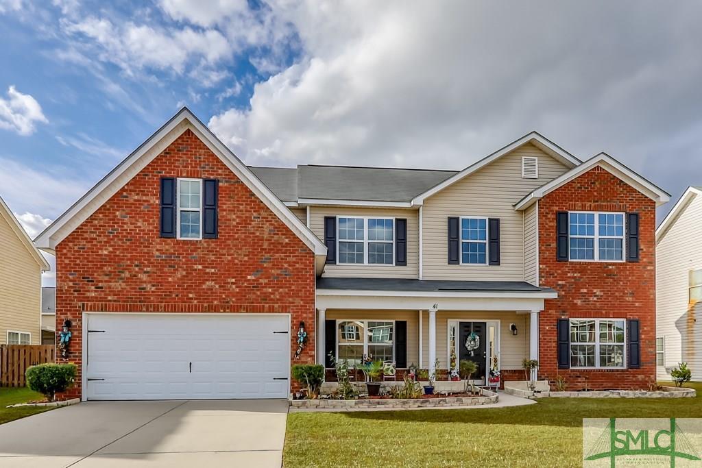 41 Burnt Oak, Port Wentworth, GA, 31407, Port Wentworth Home For Sale