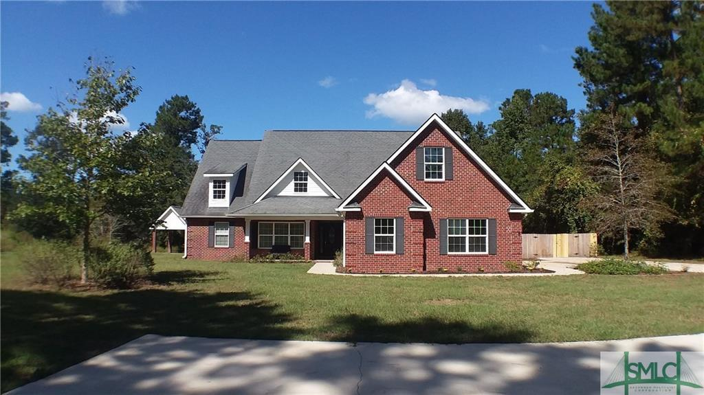1545 Harris Neck, Townsend, GA, 31331, Townsend Home For Sale
