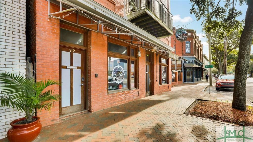 514 Martin Luther King Jr, Savannah, GA, 31401, Historic Savannah Home For Sale
