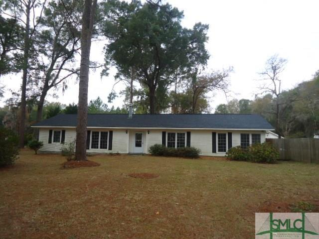 674 Blue Gill, Ellabell, GA, 31308, Ellabell Home For Sale