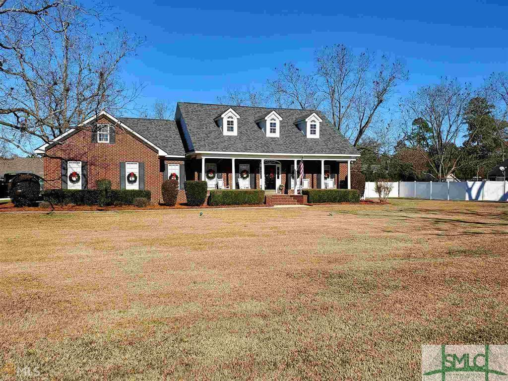 800 Lee, Brooklet, GA, 30415, Brooklet Home For Sale