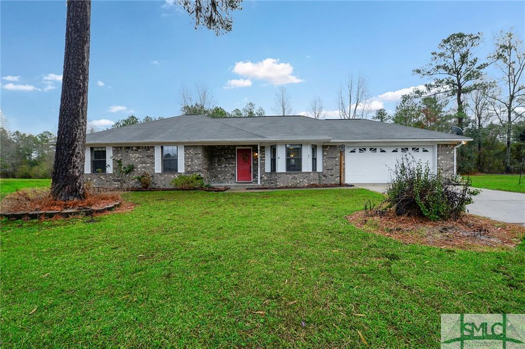225 Mount Olivet Church, Fleming , GA, 31309, Fleming  Home For Sale