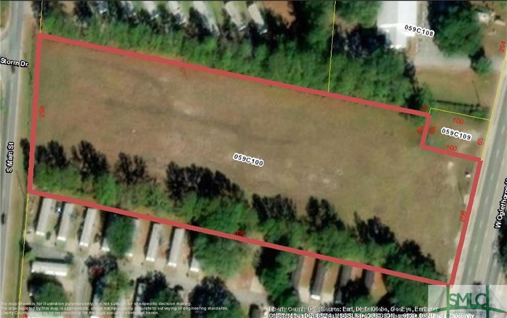 1135 Oglethorpe, Hinesville, GA, 31313, Hinesville Home For Sale